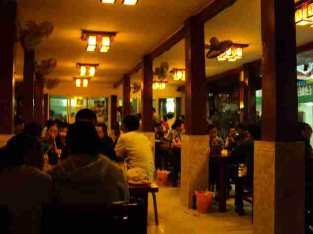 Restaurant in Jinghong