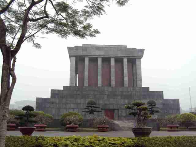 Museum in Hanoi