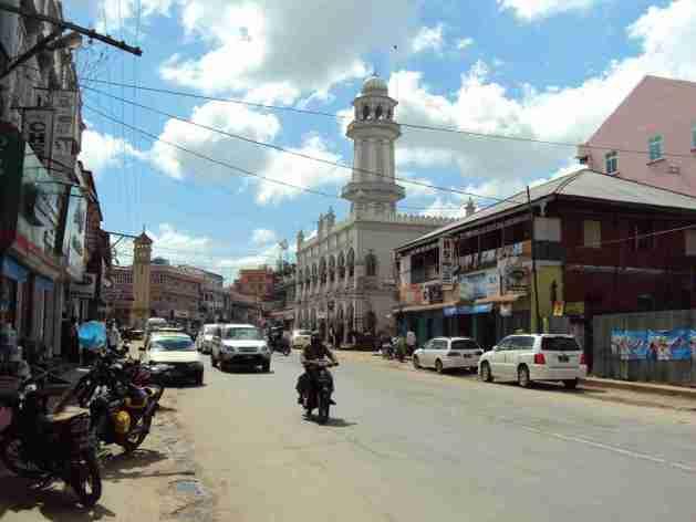 Kirchturm in Pyin U Lwin