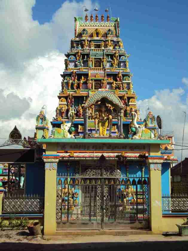 Tempel in Pyin U Lwin