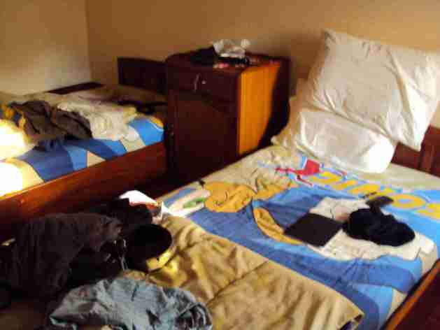 Mein Hotelzimmer