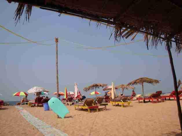 Strand von Calangute