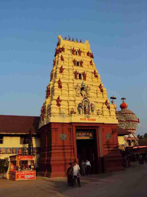 Tempel in Udupi