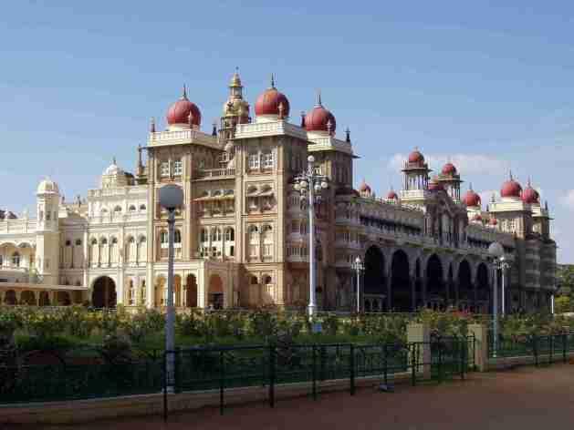 Königspalast in Mysore
