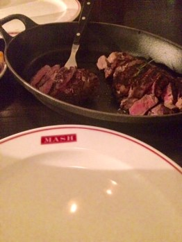 Mash, Steakhouse