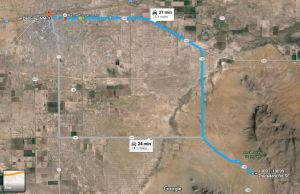 Deming Land for Sale
