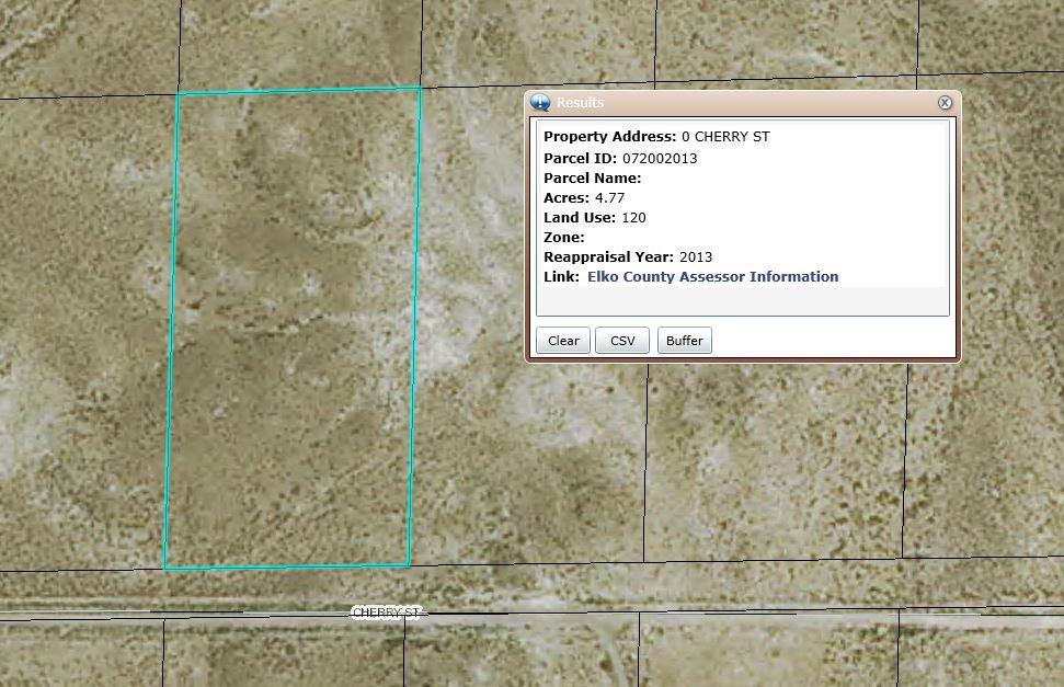 Elko Land for Sale