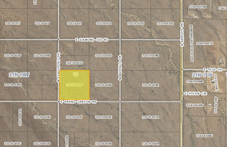 Mohave County Land for Sale
