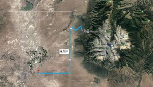 Zapata Falls Land for Sale