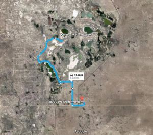 Blanca Wetlands Land for Sale