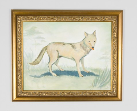 wolf-flat