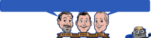 image of RiffTrax people from their website