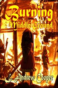 cover image for Burning the Middle Ground