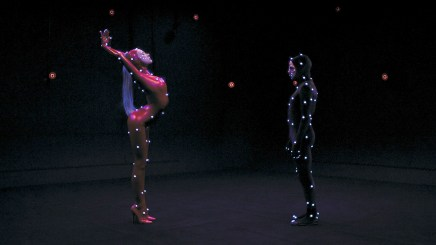 Holy Motors - Motion Capture