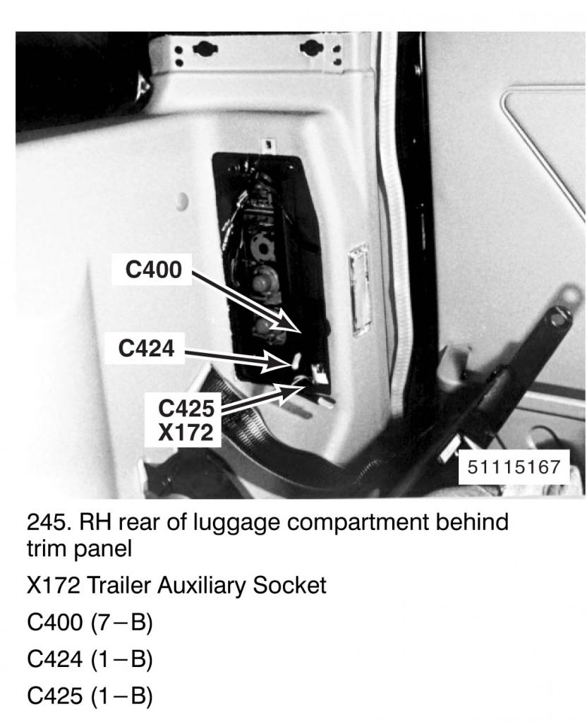 6964d1323370534 tech write up wiring rear work lights plug_locations?resize=665%2C818&ssl=1 2002 land rover wiring diagram land rover torque specs, land  at webbmarketing.co