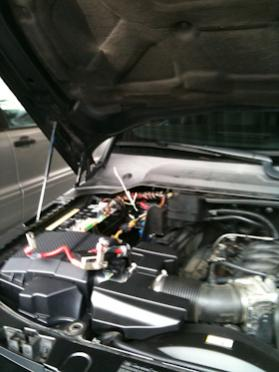 Washed engine partment on LR3 now problems  Land Rover Forums  Land Rover Enthusiast Forum