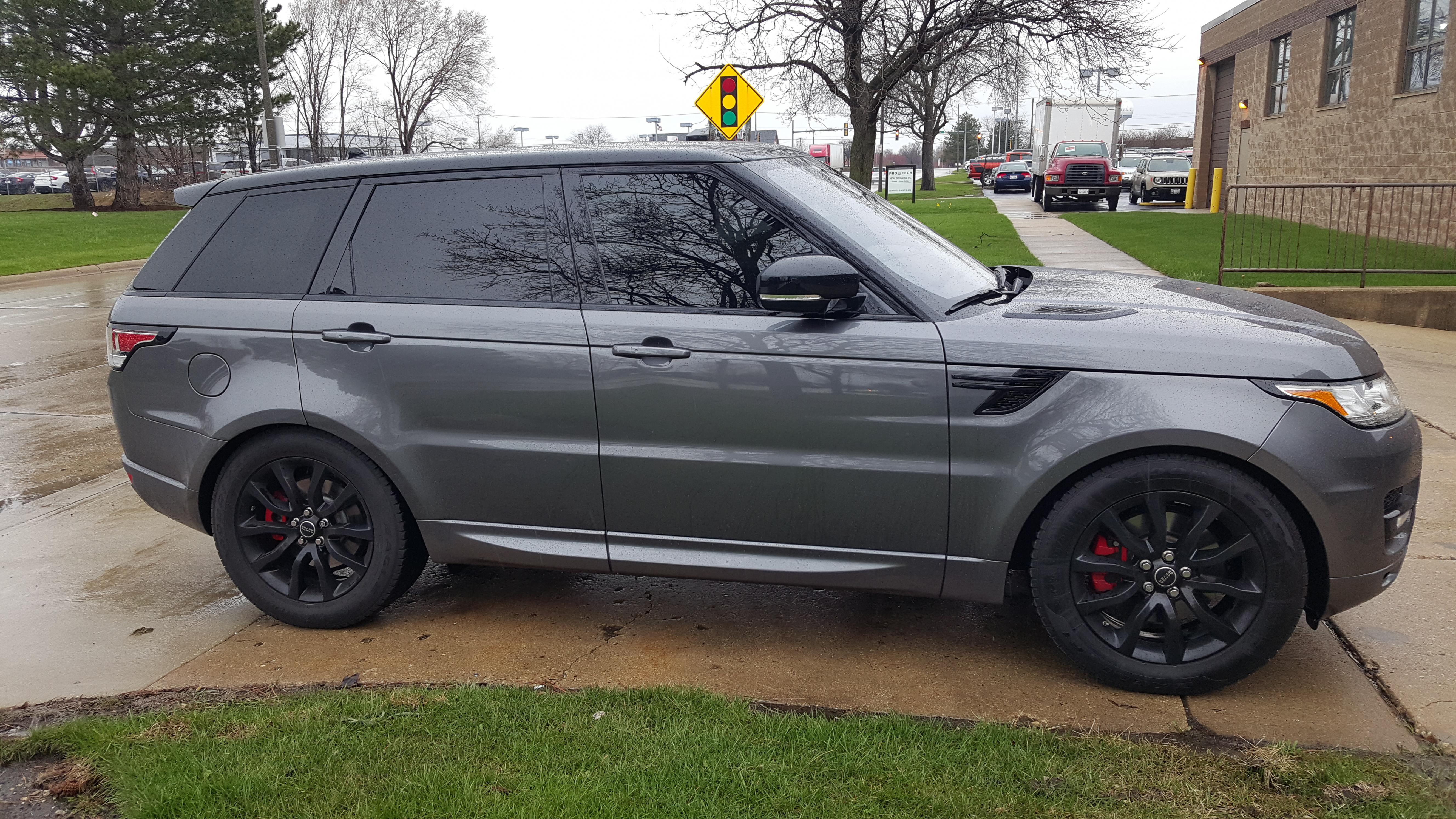 QuickSilver Cat Back Exhaust FOR SALE in Chicago Area Land Rover