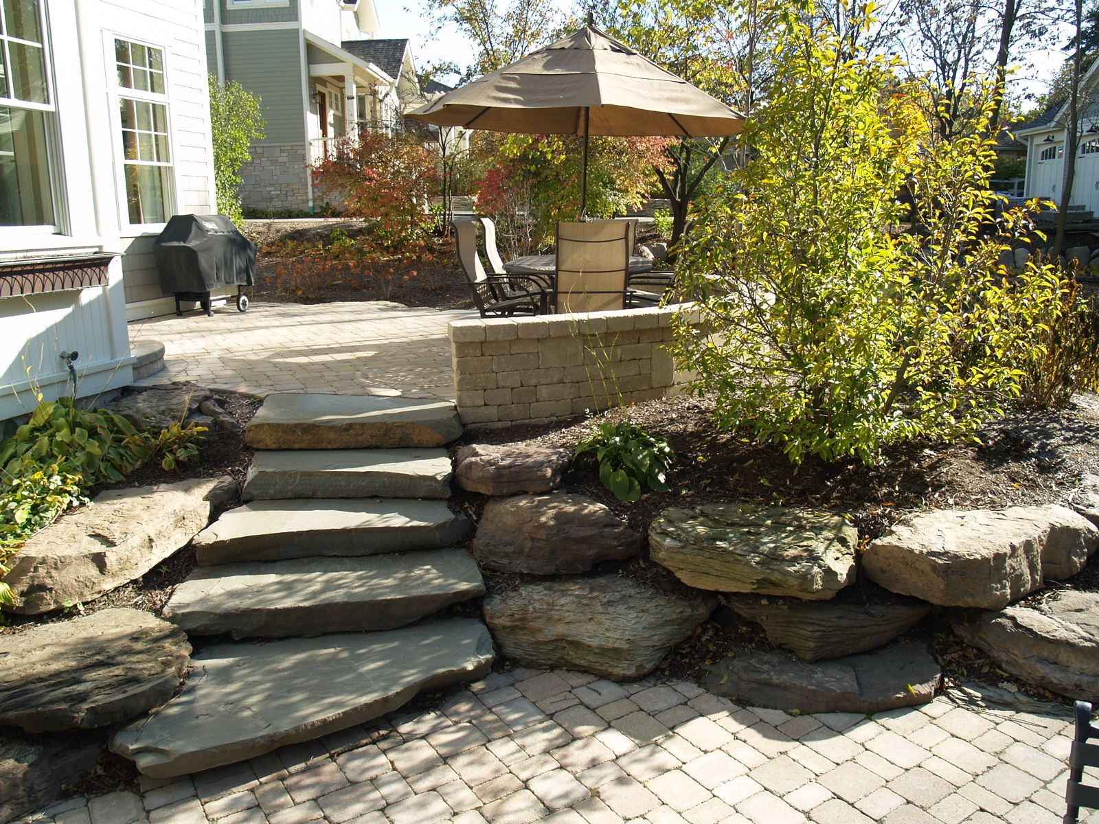 Things to Consider When Selecting Landscaping Steps ... on Backyard Patio Steps id=62413