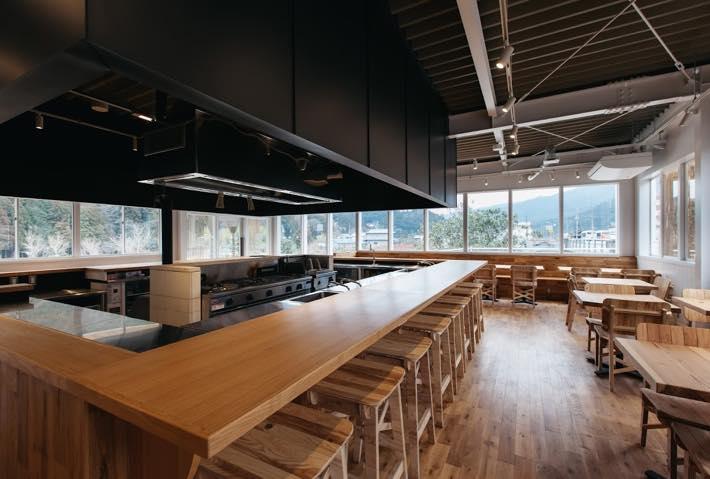 Food Hub Project 神山 Landscape Products Interior Design