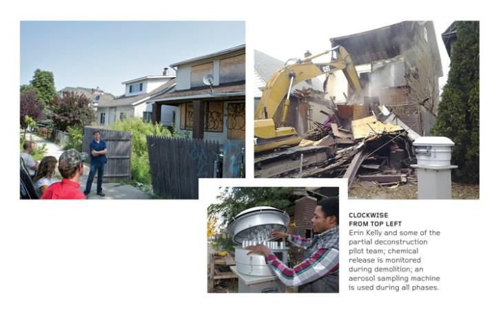 Credit: Mandy Moran/Detroit Future City, top left and bottom. Detroit Future City, Top right.