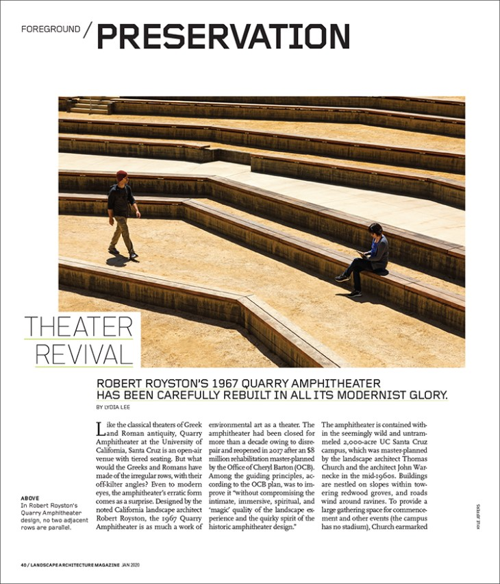THEATER REVIVAL