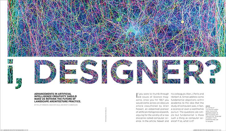 Landscape Architecture Magazine The Magazine Of The American Society Of Landscape Architects