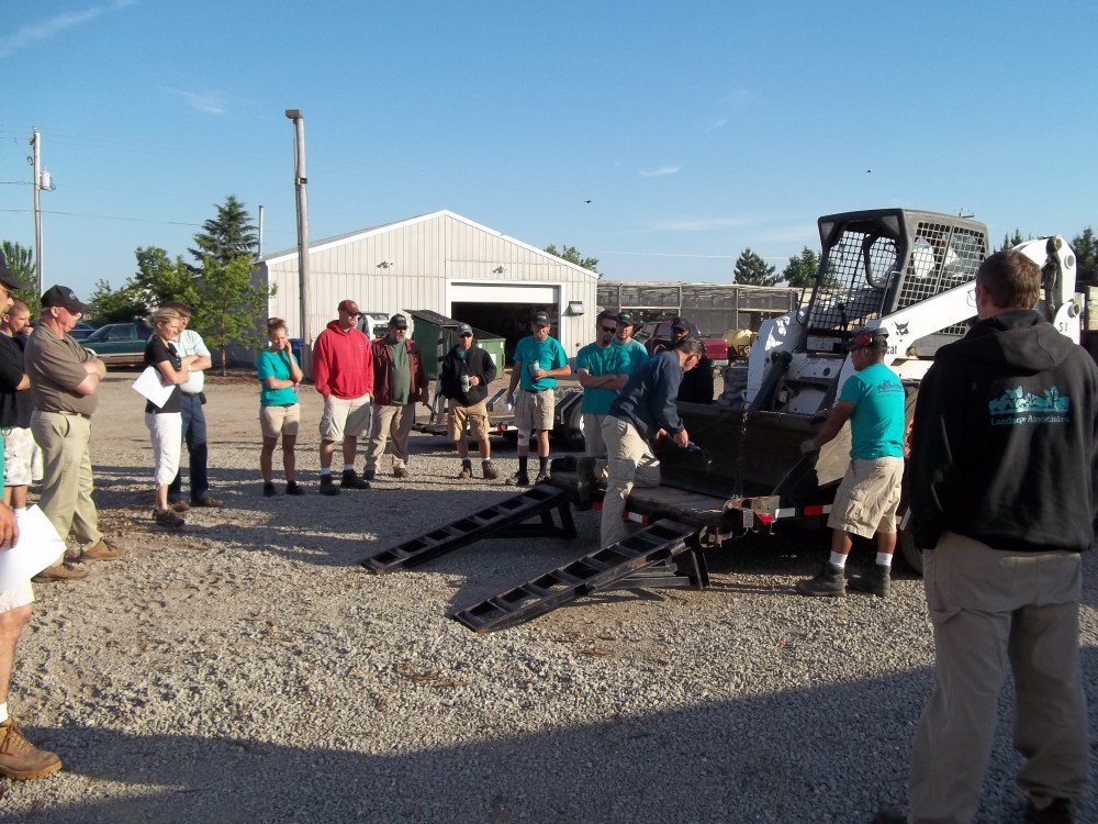 Trailer and Skid Steer Safety (2/3)