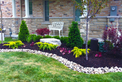 Simple inexpensive landscaping ideas, swimming pool ... on Basic Landscaping  id=15648