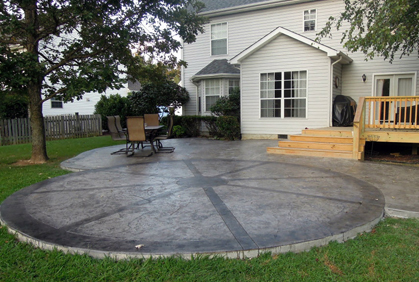 Cheap Patio Ideas on a Budget Pictures Designs Plans on Backyard Patio Designs On A Budget id=35963