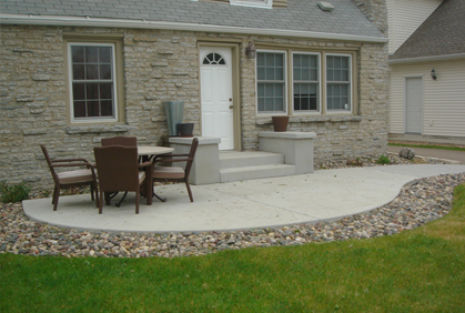 Cheap Patio Ideas on a Budget Pictures Designs Plans on Diy Backyard Patio Cheap  id=25211