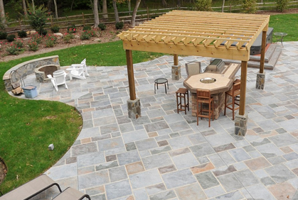 Cheap Patio Ideas on a Budget Pictures Designs Plans on Diy Backyard Patio Cheap  id=37541