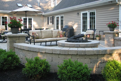 Cheap Patio Ideas on a Budget Pictures Designs Plans on Diy Backyard Patio Cheap  id=92926