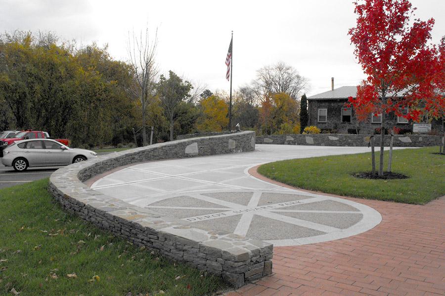Depot Square Park
