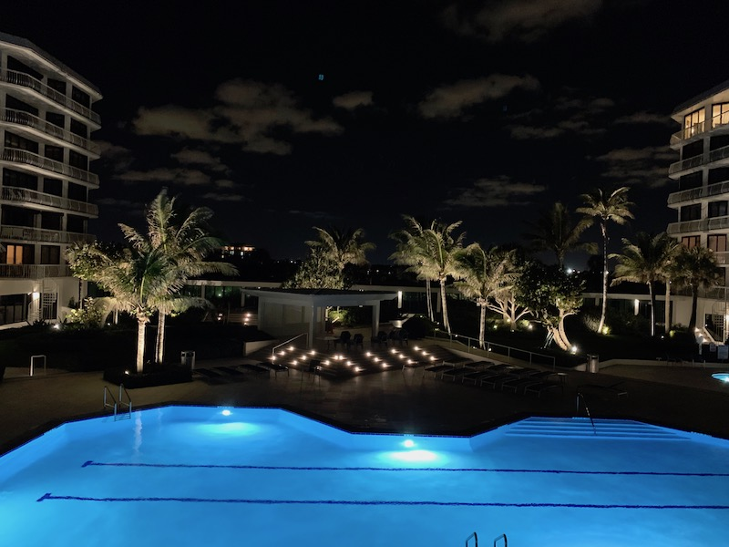 palm beach commercial outdoor lighting