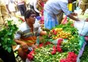 Kolkata flower market6