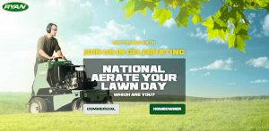 AerateYourLawnToday.com screenshot