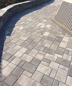 keystone patio pavers designs Pavestone, Tremron unveil new product designs : Landscape