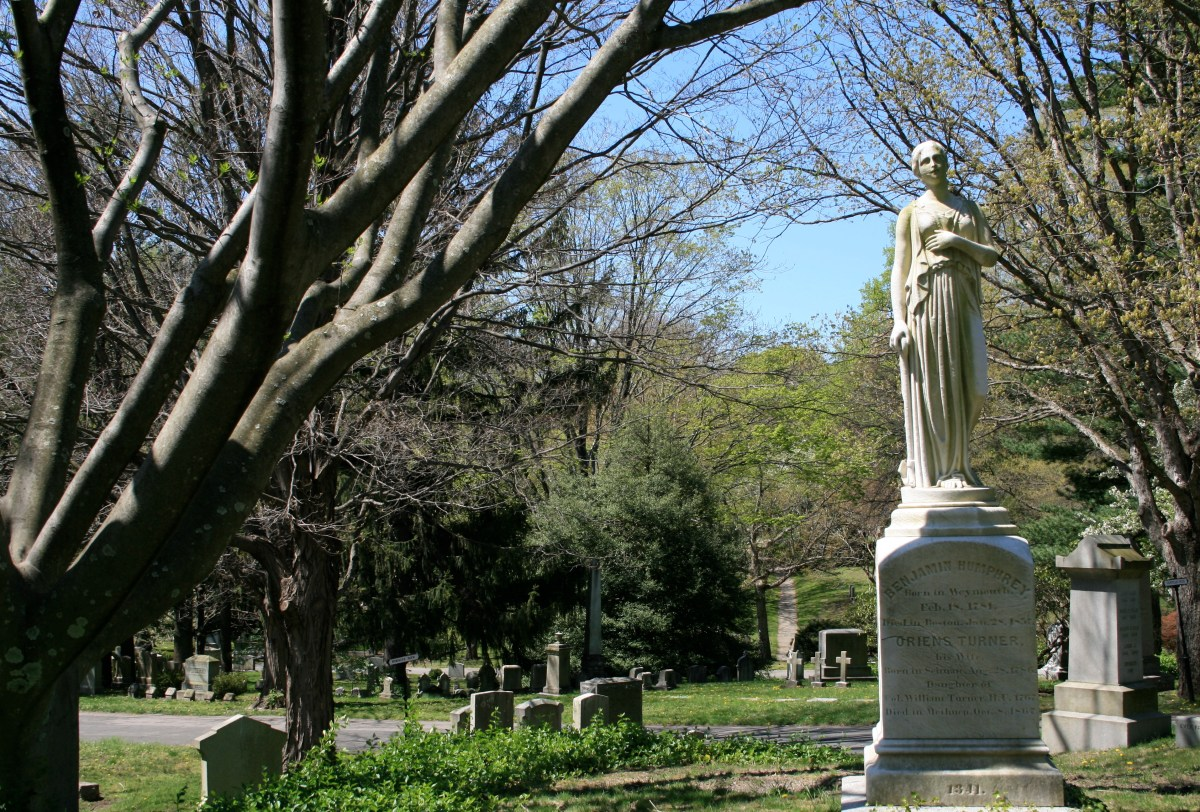 Mount Auburn Cemetery: Inspiration for America's Public Parks