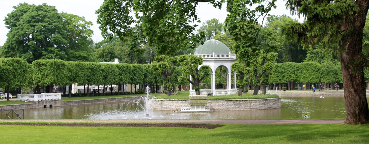 Kadriorg: The People's Park