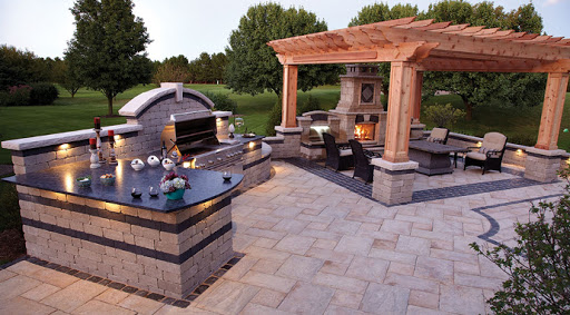 Outdoor Living Space Design