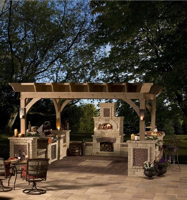 Outdoor Kitchens, Outdoor Kitchens, Landscape Pros | Landscape Design & Landscaping Services Manassas, VA