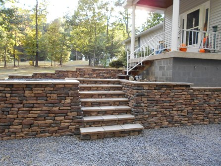 Dry Stack Retaining Wall Blocks