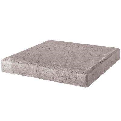 Pewter Square Stepping Stone
