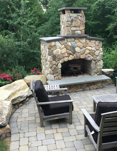 Expert Landscaping and hardscaping from Landscape Solutions & Maintenance