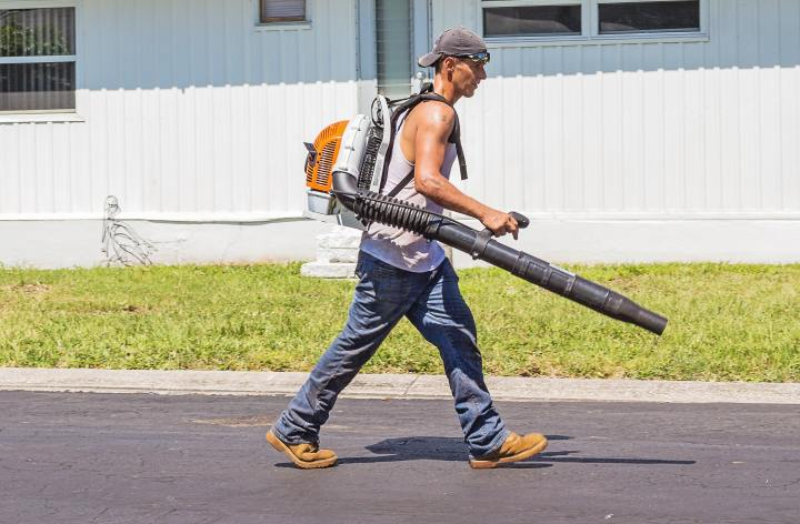 A Labor of Love: Landscapers Put in More Overtime Than Most People Realize