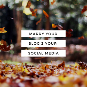 Bring Your Blog & Social Media Content Together