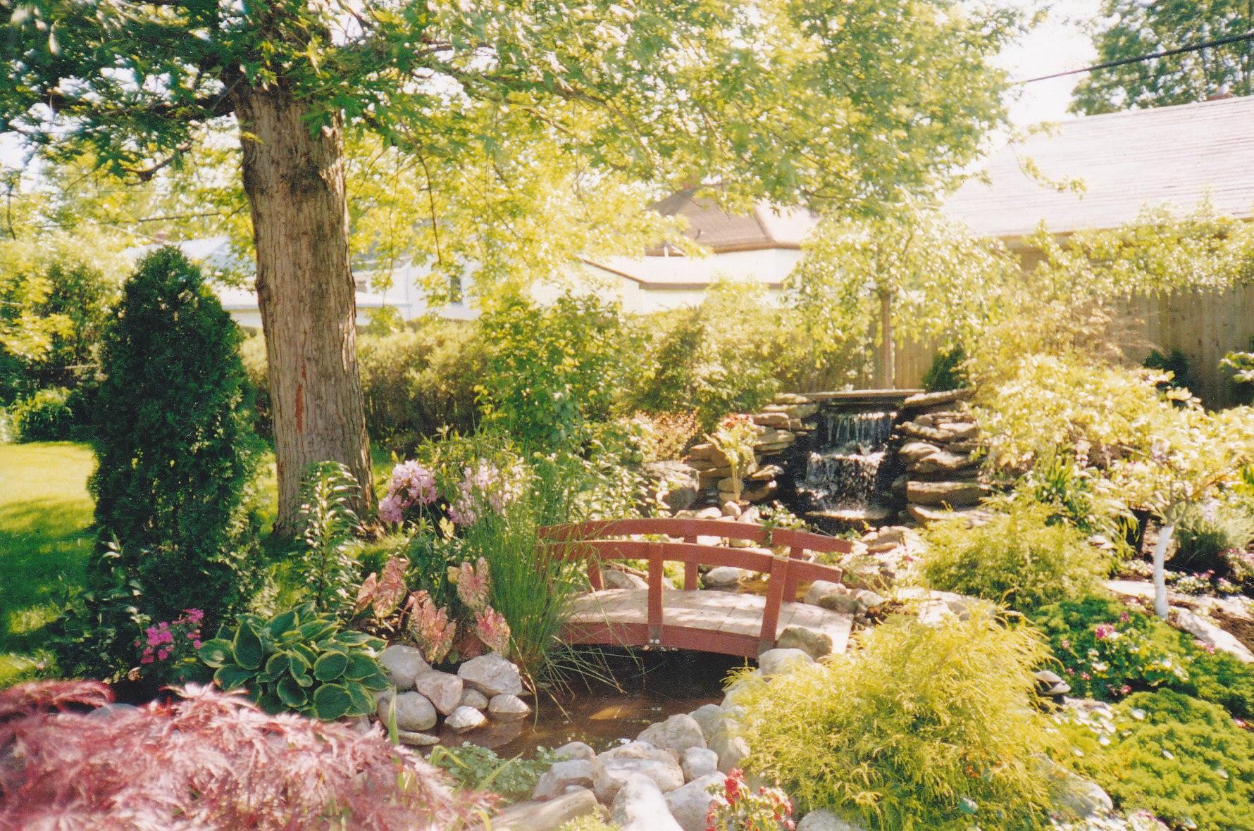 Natural Hardscapes by Forever Green Landscape and Design on Backyard Hardscape Design id=27745