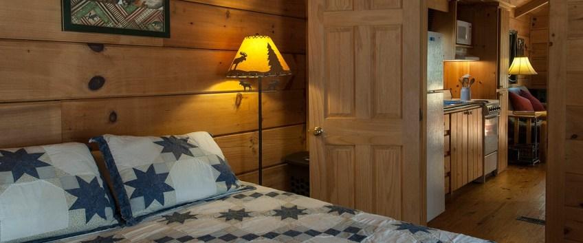 Lands Creek Log Cabins Bryson City Cabin Rentals