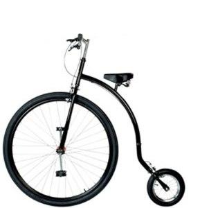 LEJOG - image of penny farthing bike