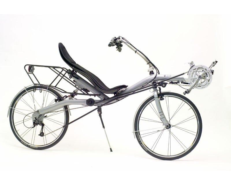 LEJOG - image of recumbent bike